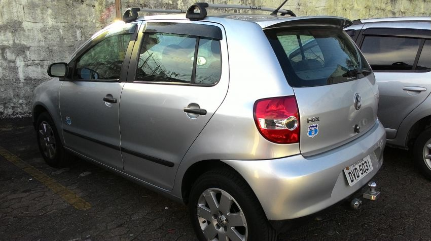 Volkswagen Fox Route 1.6 8V (Flex) - Foto #5