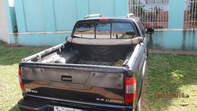 Chevrolet S10 STD 4x2 2.8 (nova série) (Cab Dupla) - Foto #9