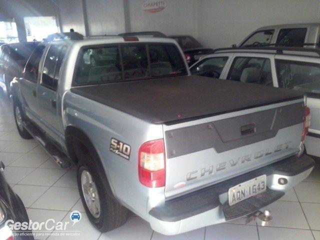 Chevrolet S10 Advantage 4x2 2.4 (Flex) (Cab Dupla) - Foto #3