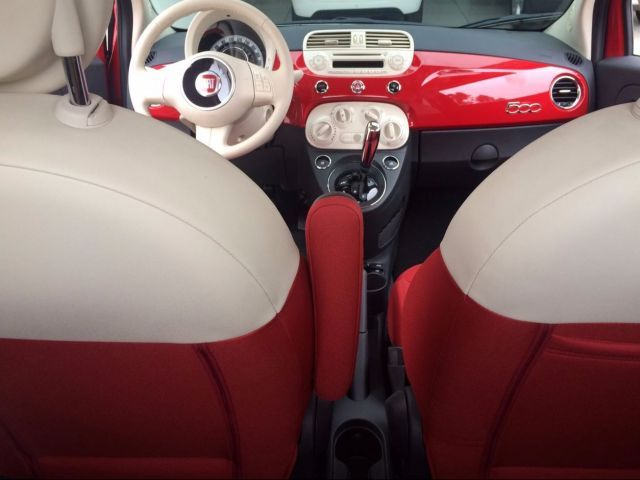 Fiat 500 Cult Dualogic 1.4 8V Flex - Foto #1