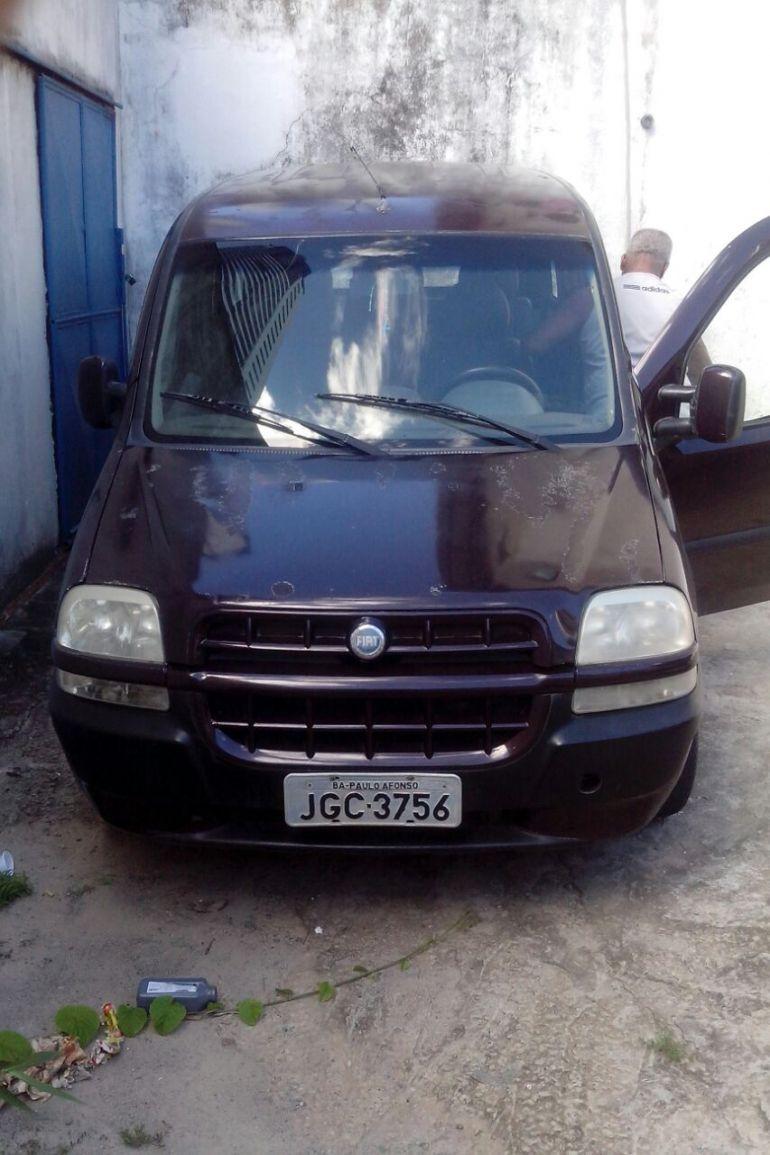 Fiat Doblò 1.4 8V (Flex) - Foto #3