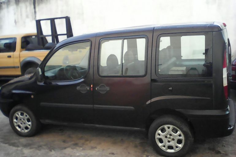 Fiat Doblò 1.4 8V (Flex) - Foto #4