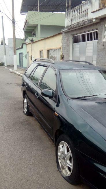 Fiat Marea Weekend HLX 2.4 20V - Foto #2