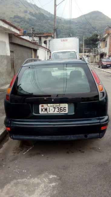Fiat Marea Weekend HLX 2.4 20V - Foto #3