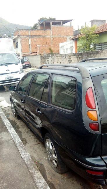 Fiat Marea Weekend HLX 2.4 20V - Foto #4