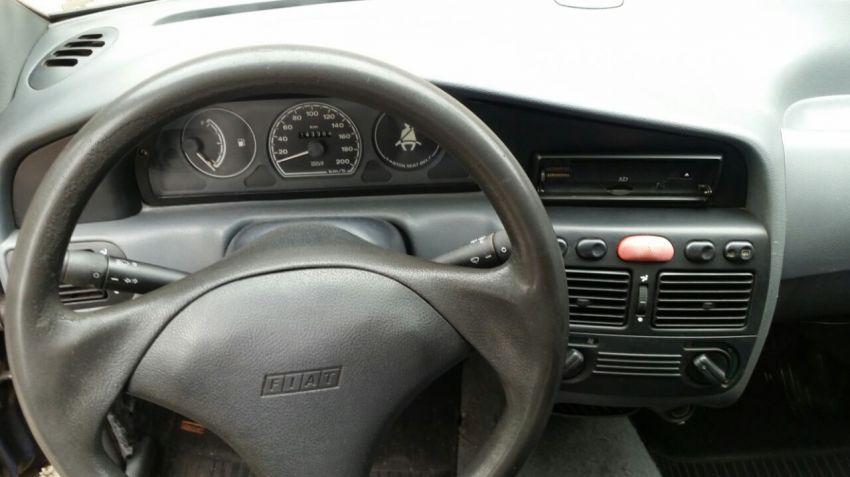 Fiat Palio ED 1.0 MPi 4p - Foto #2