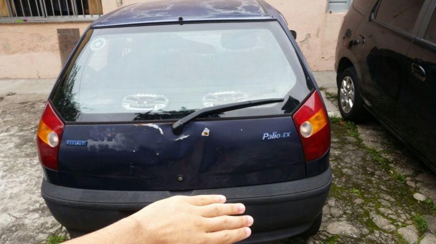 Fiat Palio ED 1.0 MPi 4p - Foto #9