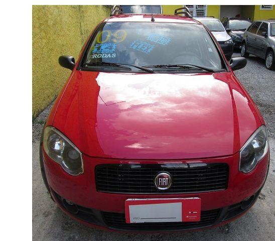 Fiat Palio Weekend Trekking 1.4 8V (Flex) - Foto #1