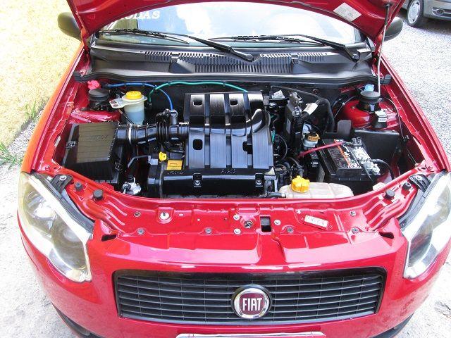Fiat Palio Weekend Trekking 1.4 8V (Flex) - Foto #5