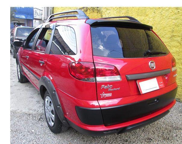 Fiat Palio Weekend Trekking 1.4 8V (Flex) - Foto #8