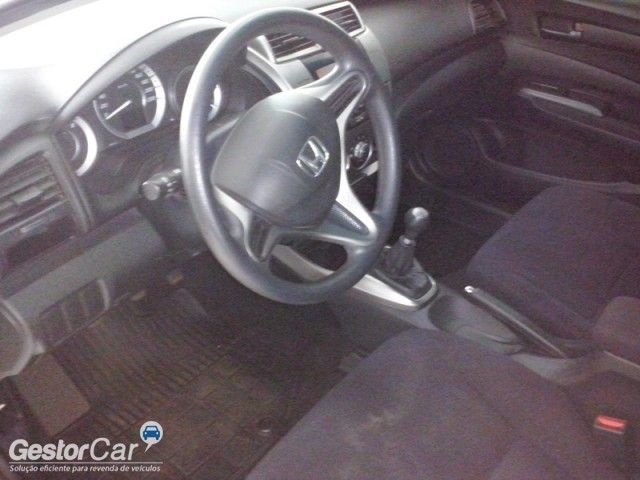 Honda City LX 1.5 16V (flex) - Foto #3