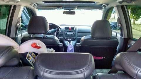Honda CR-V EXL 2.0 16v 4x4 (Aut) - Foto #5