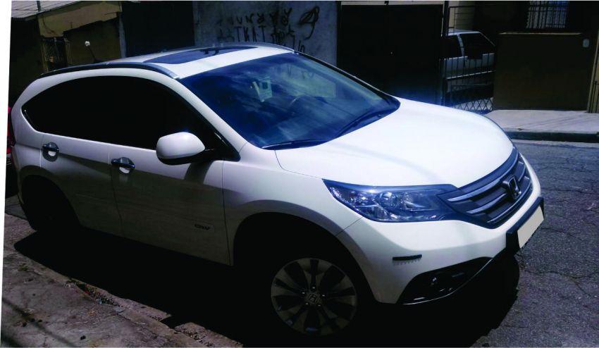 Honda CR-V EXL 2.0 16v 4x4 (Flex) (Aut) - Foto #1