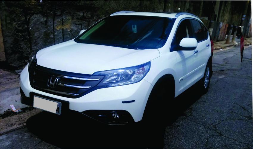 Honda CR-V EXL 2.0 16v 4x4 (Flex) (Aut) - Foto #2