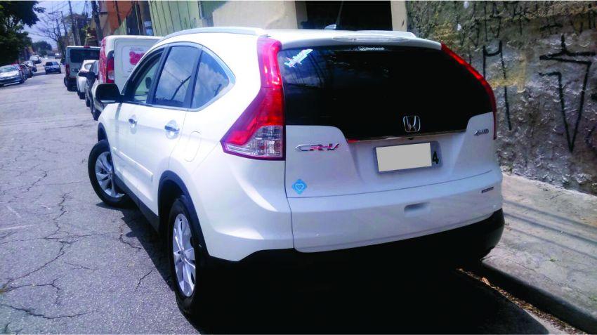 Honda CR-V EXL 2.0 16v 4x4 (Flex) (Aut) - Foto #3