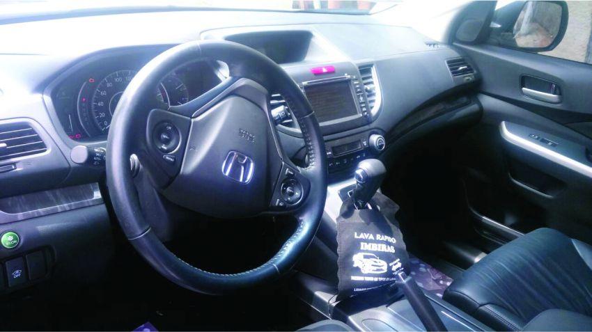 Honda CR-V EXL 2.0 16v 4x4 (Flex) (Aut) - Foto #4