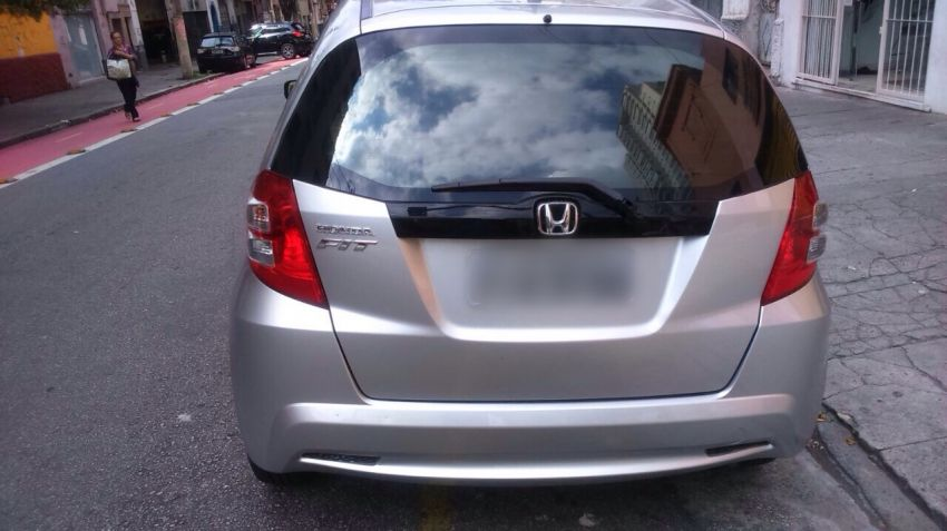 Honda Fit LX 1.4 (flex) - Foto #8