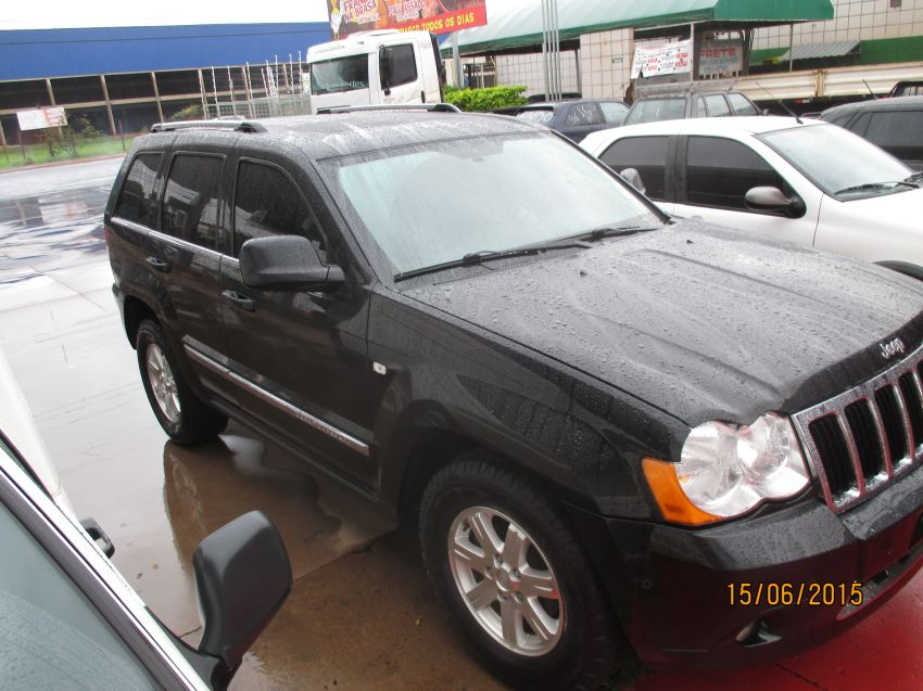 Jeep Grand Cherokee Limited 3.0 V6 - Foto #4