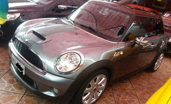 Mini Cooper S 1.6 16V Turbo (aut) - Foto #1