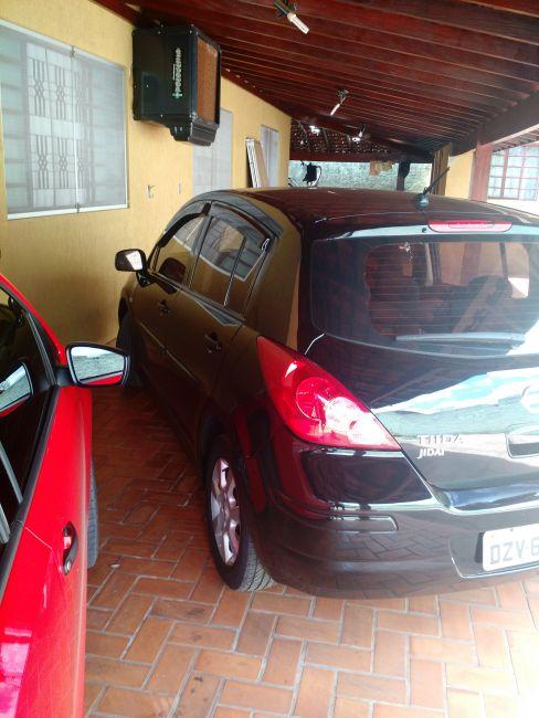 Nissan Tiida S 1.8 - Foto #7