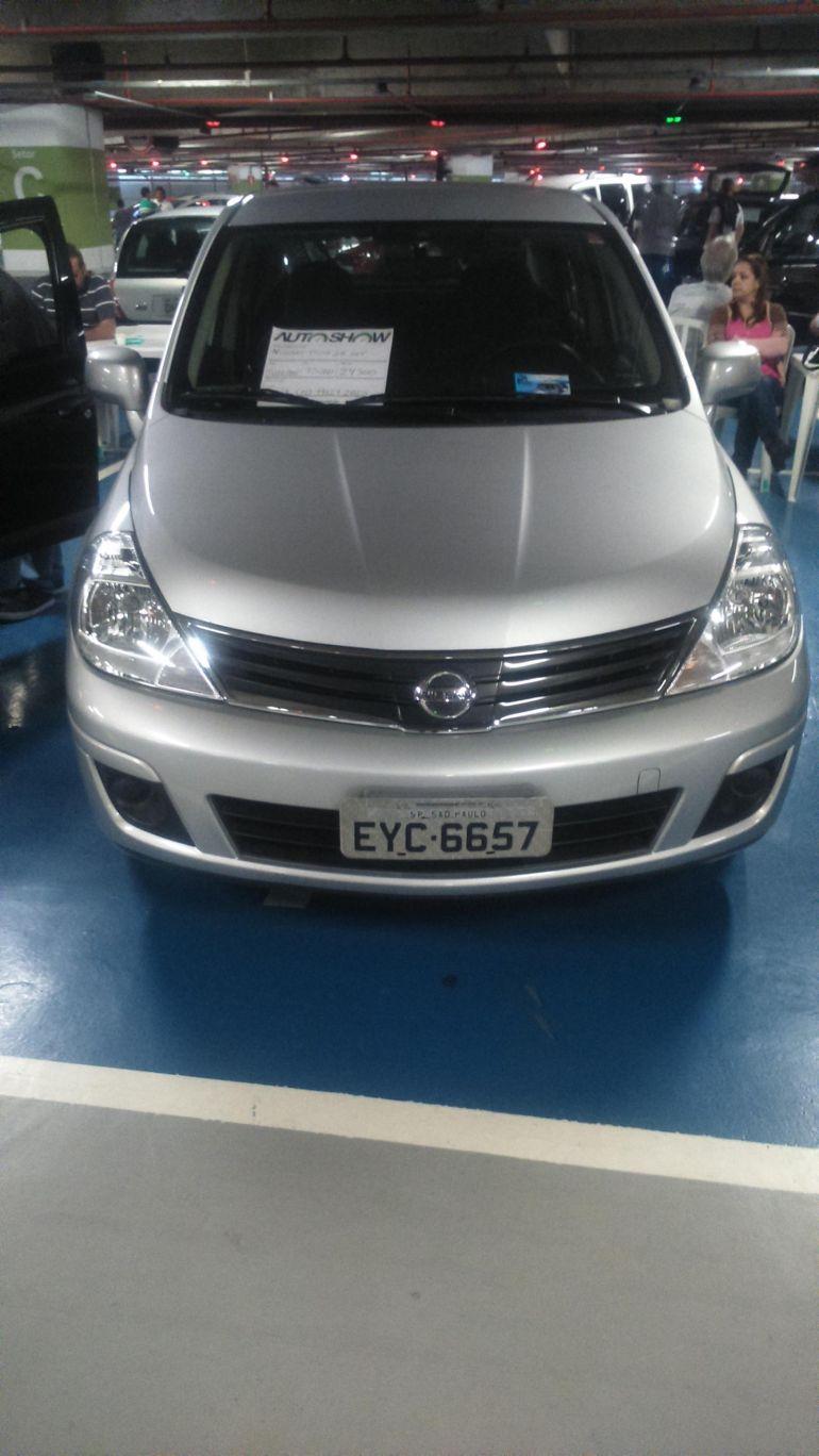 Nissan Tiida Sedan 1.8 16V (Flex) - Foto #4