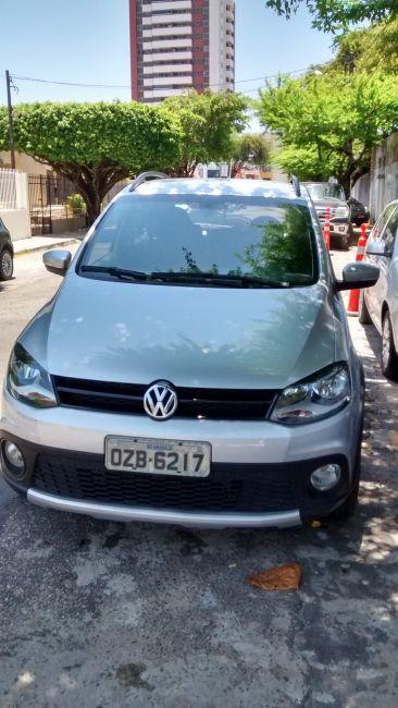 Volkswagen CrossFox I-Motion 1.6 VHT (Flex) - Foto #2