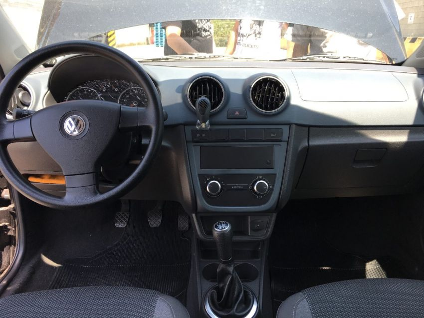 Volkswagen Gol Power 1.6 (G5) (Flex) - Foto #3