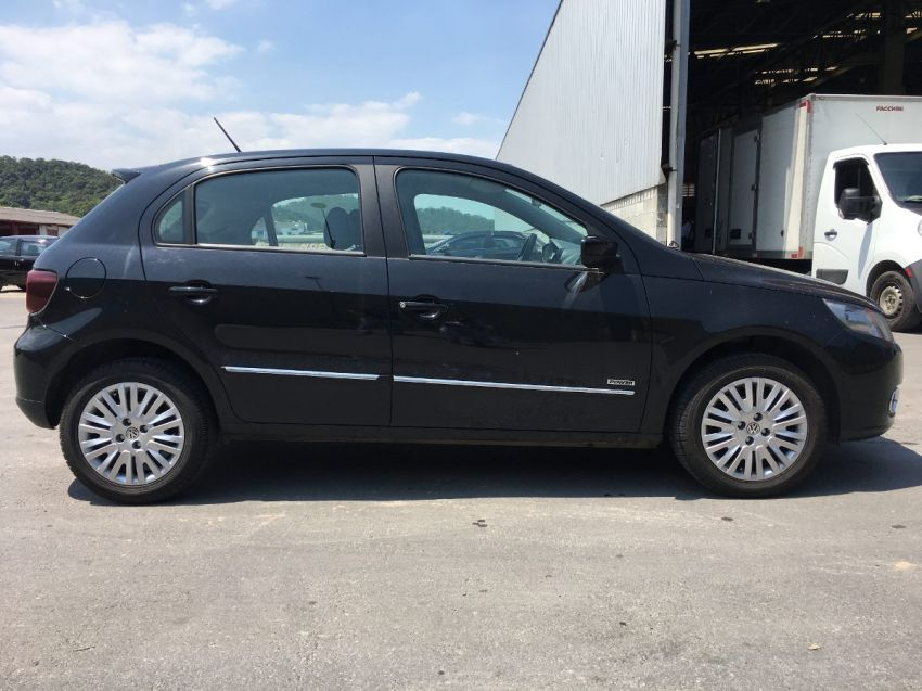 Volkswagen Gol Power 1.6 (G5) (Flex) - Foto #4