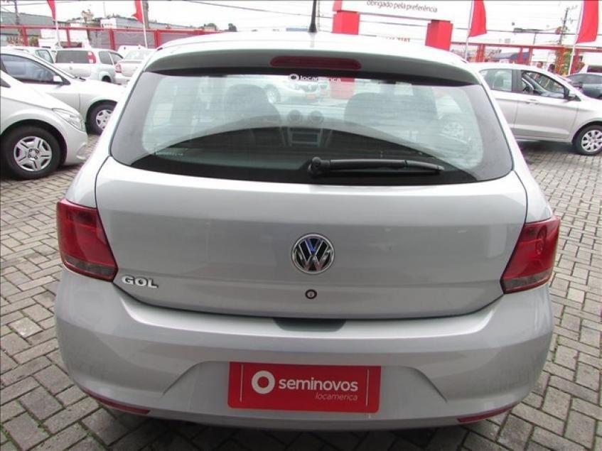 Volkswagen Gol 1.0 MPI City (Flex) - Foto #6