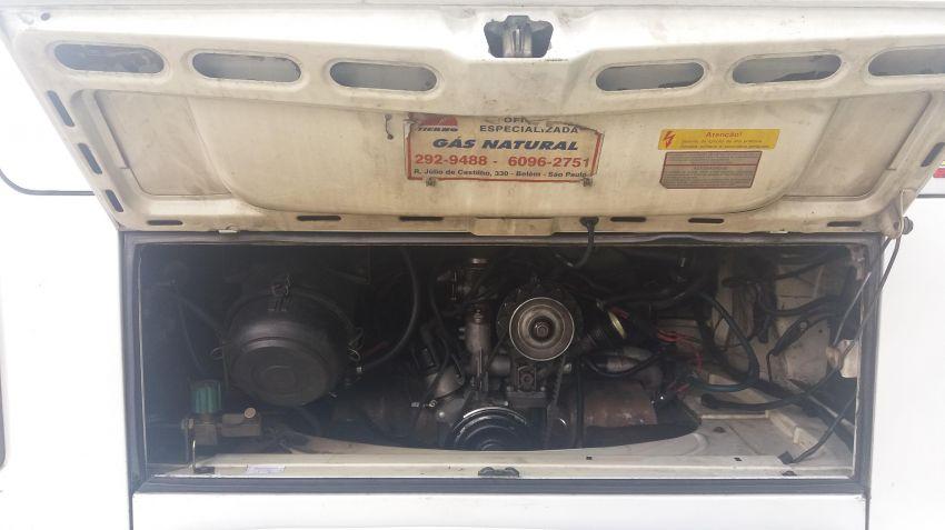 Volkswagen Kombi Carat 1.6 - Foto #3