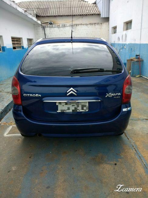 Citroën Xsara Picasso Exclusive 1.6 16V (flex) - Foto #2