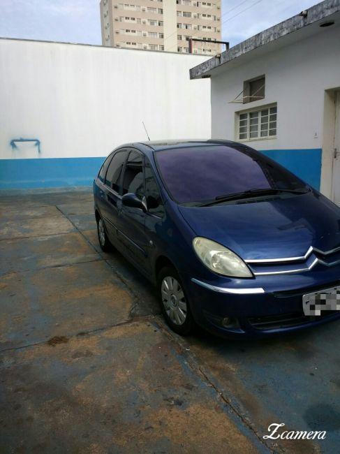 Citroën Xsara Picasso Exclusive 1.6 16V (flex) - Foto #3