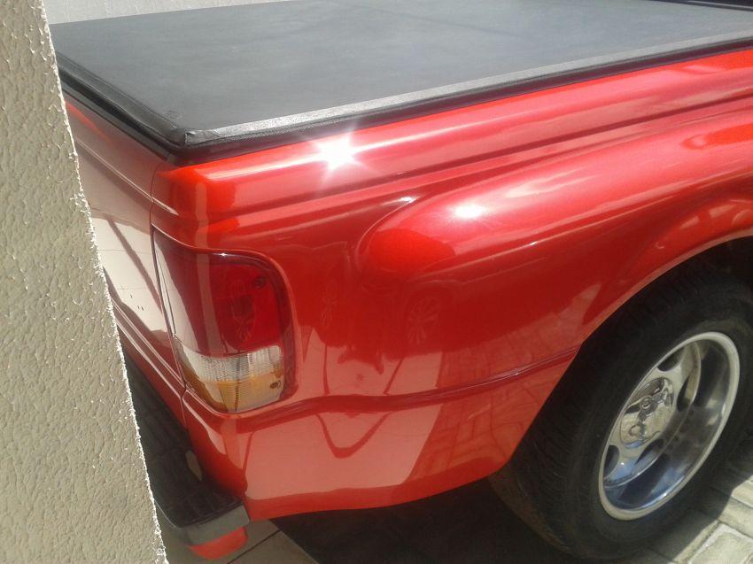 Ford Ranger Splash 4x2 4.0 V6 (Cab Estendida) - Foto #6