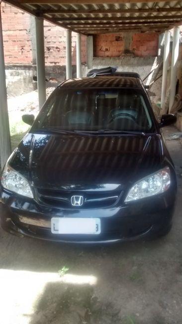 Honda Civic Sedan EX 1.7 16V (aut) - Foto #2