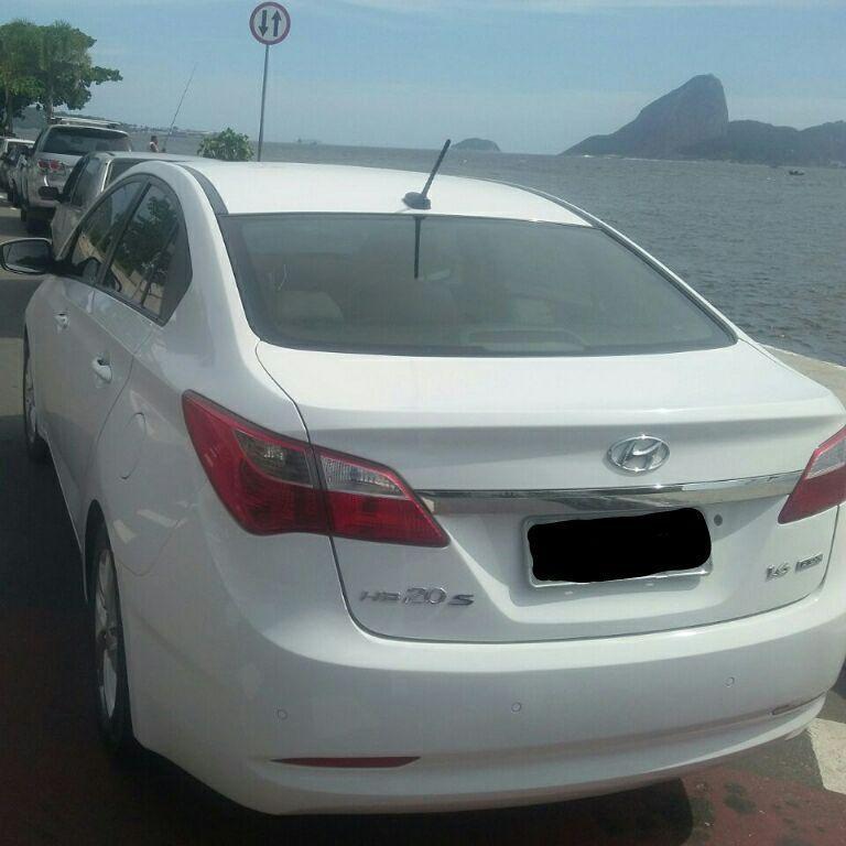 Hyundai HB20 1.6 S Premium - Foto #3