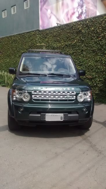 Land Rover Discovery 4 4X4 HSE 3.0 V6 (7 lug.) - Foto #6