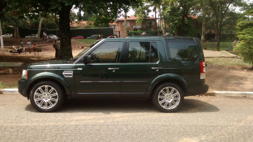 Land Rover Discovery 4 4X4 HSE 3.0 V6 (7 lug.) - Foto #8