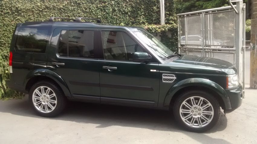 Land Rover Discovery 4 4X4 HSE 3.0 V6 (7 lug.) - Foto #10