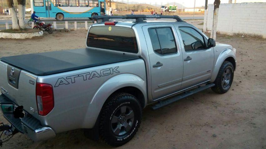 Nissan Frontier SE Attack 2.5 4X4 (Cab.Dupla) - Foto #3