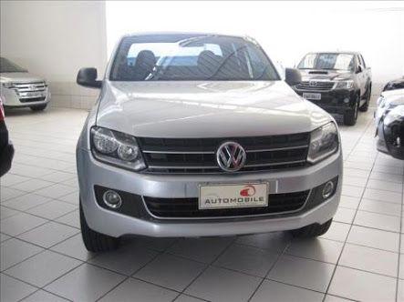 Volkswagen Amarok SE 2.0 TDi CD 4x4 - Foto #2