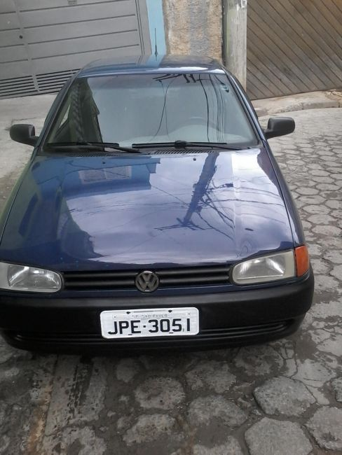 Volkswagen Gol 1.0 8V (G3) - Foto #5