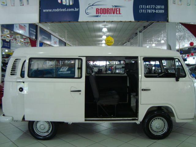 Volkswagen Kombi Standard 1.4 (Flex) - Foto #6