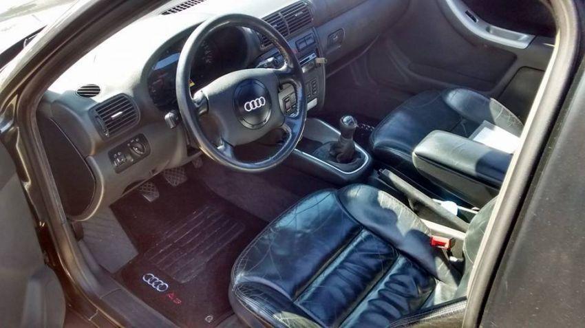 Audi A3 1.8 20V 2p - Foto #3