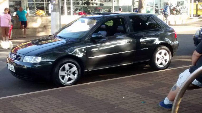 Audi A3 1.8 20V 2p - Foto #5