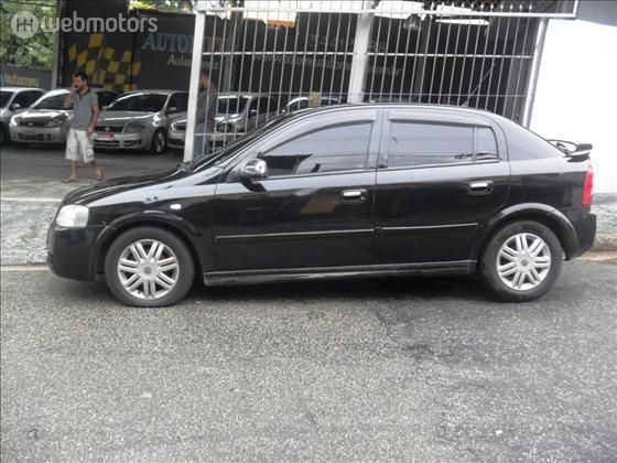 Chevrolet Astra 2.0 MPFi CD 8v - Foto #6