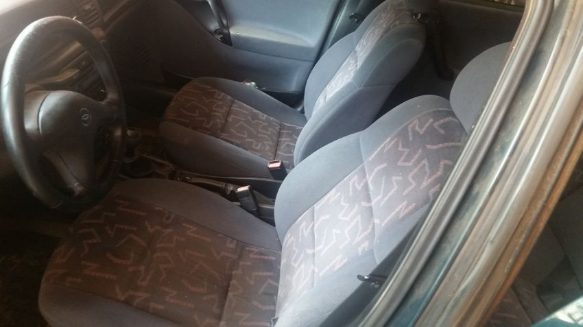 Chevrolet Vectra GL 2.2 - Foto #2