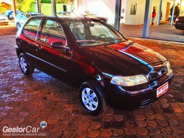 Fiat Palio EX 1.0 8V Fire - Foto #3