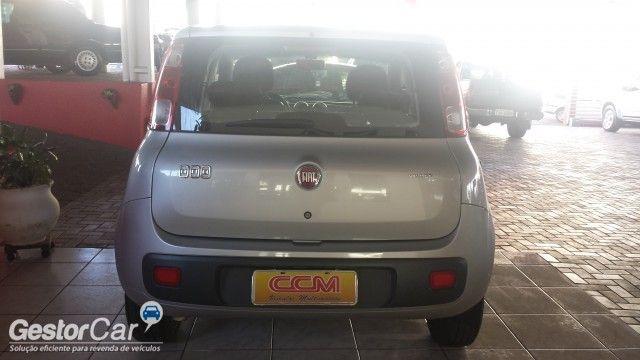 Fiat Uno Vivace 1.0 (Flex) 4p - Foto #6