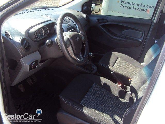 Ford Ka Hatch SE 1.0 (Flex) - Foto #5