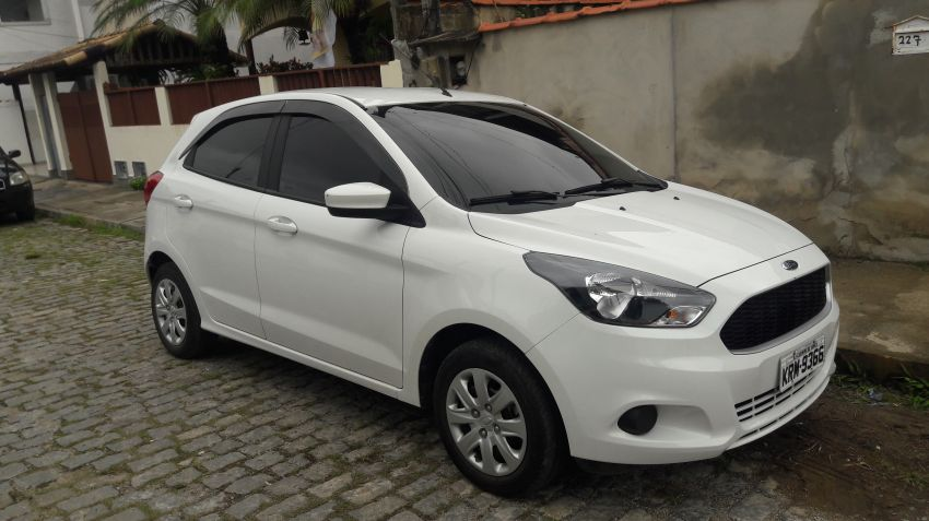 Ford Ka 1.0 SE Plus (Flex) - Foto #3